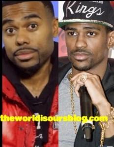 Big Sean and Lil Duval